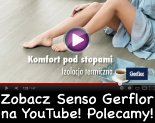 Panele Senso Gerflor na YouTube